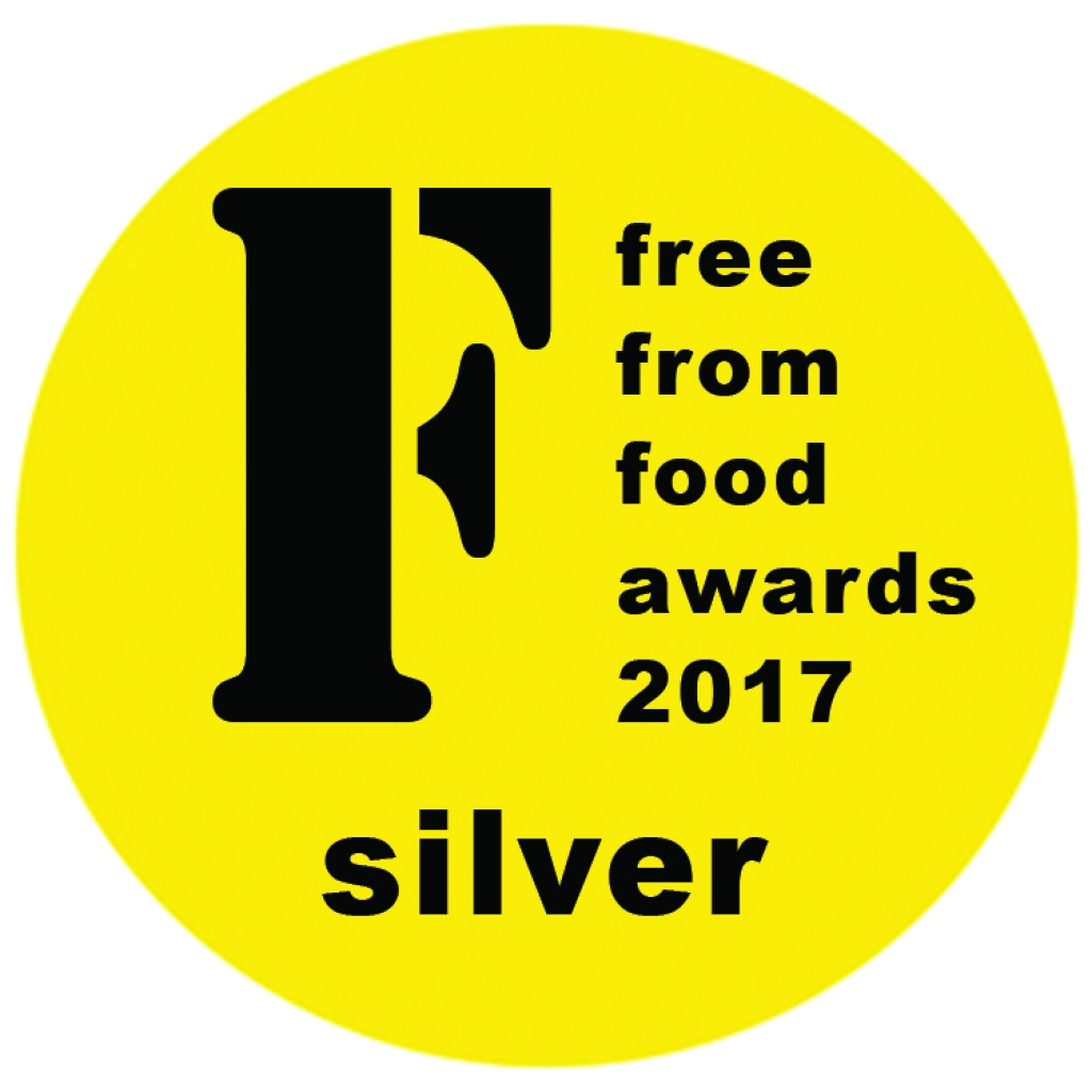 Wellaby's Simple Bakes Smoky BBQ wins the silver medal at Free From Food Awards 2017!