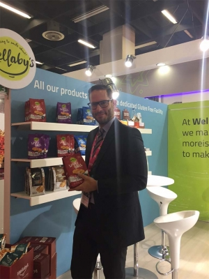 Wellaby's introduces Simple Bakes in ISM EXPO Cologne 2017!